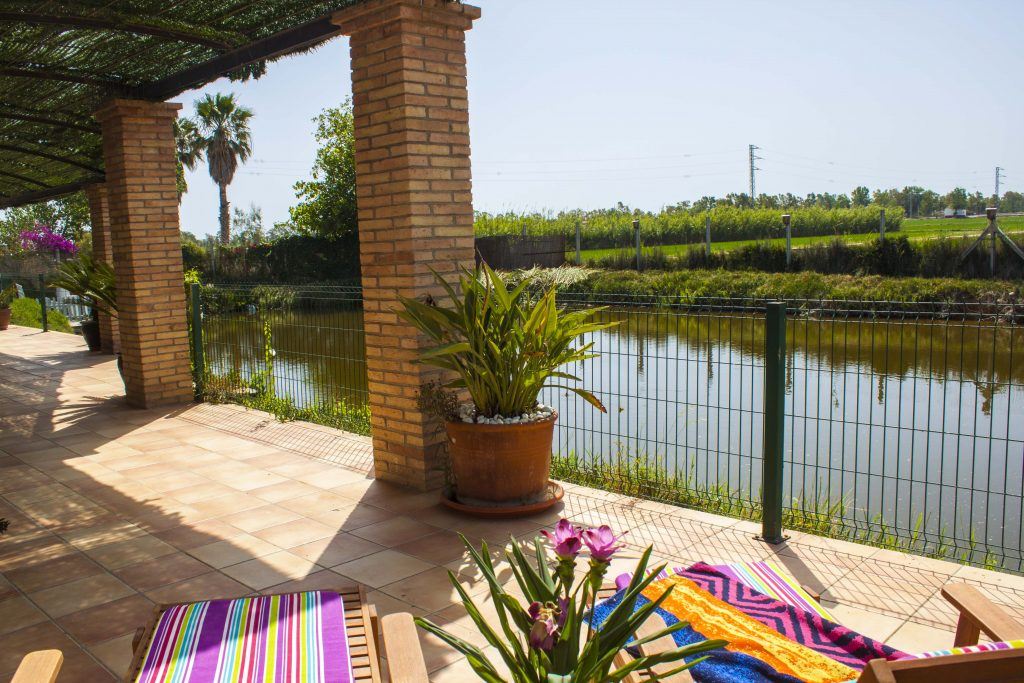 Tourisme rural accessible Delta Del Ebre