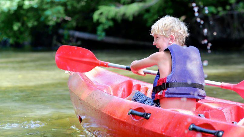 Kayak Rental in Deltebre